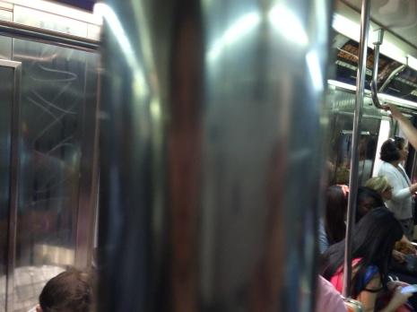 Handrail Reflection