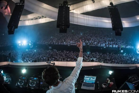 Zedd at  Arena Monterrey en Parque Fundidora, Monterrey N.L.